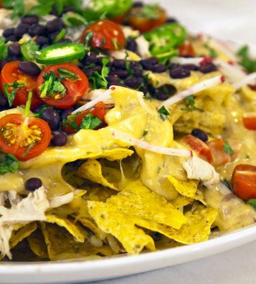 The Ultimate Nacho Cheese Sauce | Recipe