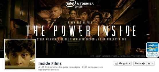 The Power Inside #SocialFilm