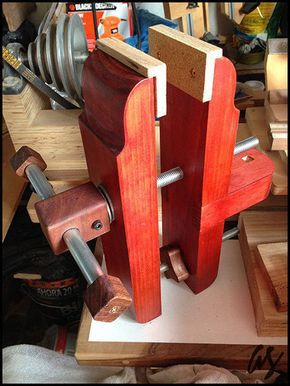Bench Vise (ShopNotes style)