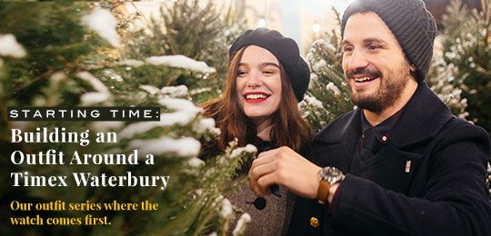 Starting Time: Building an Outfit Around a Timex Waterbury