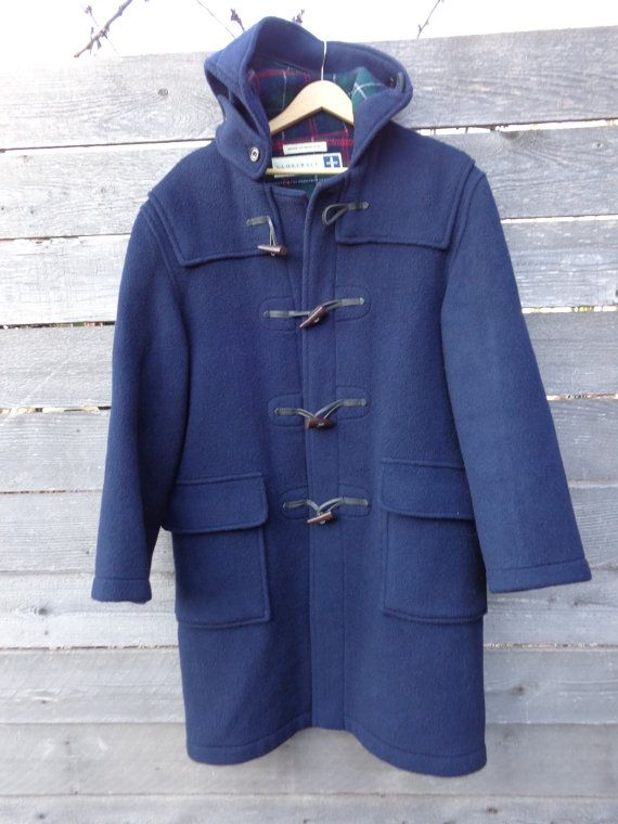 142 best Duffle Coat images on Pinterest | Duffle coat, Menswear ...