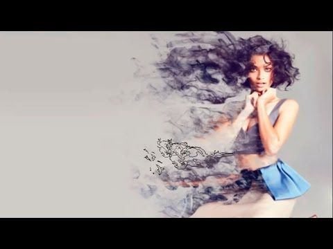 tutorial fotomontajes, recorte profesional y cambiar fondo en photoshop cs6 - YouTube