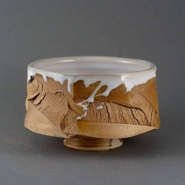 "One of a kind wood fired Yunomi ""Discovery"", Tea Bowl by Mikhail Tovstous USD 69.00 https://www.etsy.com/listing/499687583/one-of-a-kind-wood-fired-yunomi?ref=shop_home_active_37 #Discovery #kemito #pottery #potterybarn #ceramics #bowl #tea #coffee #handmade High quality strollers at low price. Best prams for babies. Worldwide shipping. Check our online store. https://shopdadaparadisogroup.com"