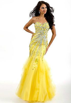 yellow dress ebay credit
