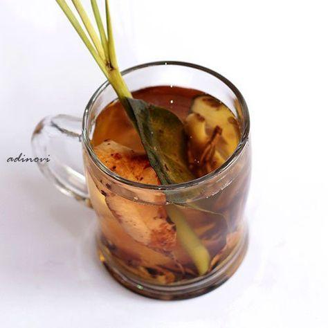 Resep Membuat Minuman Nusantara Wedang Secang