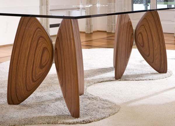 best 25 unique dining tables ideas on pinterest. Black Bedroom Furniture Sets. Home Design Ideas