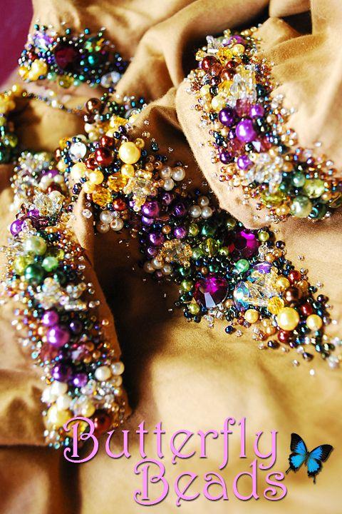 Butterfly Beads - Sulaman Manik dan Labuci, Kelas Jahitan Sulaman Manik