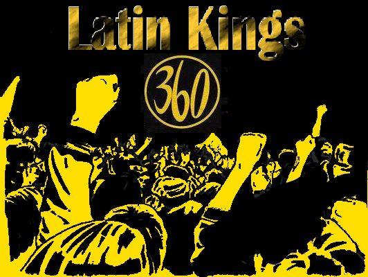 latin kings flag - photo #15