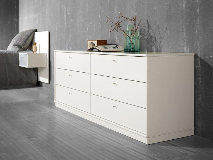 Flexibel förvaring av vår tillverkare Hammel. EM Möbler - Mistral.