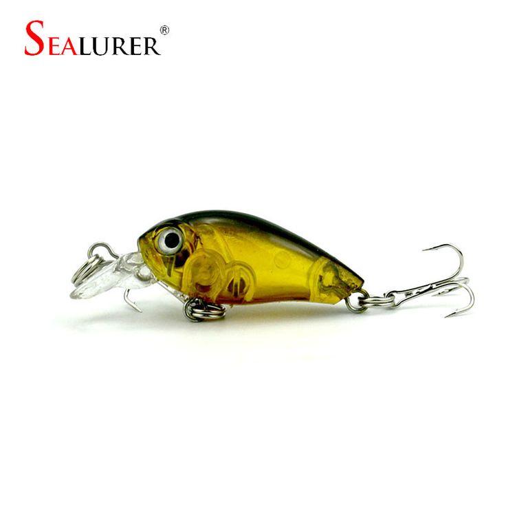 1Pcs 4.5cm 4g Topwater Fishing Lure iscas artificiais para pesca Crankbait  Wobbler Japan Mini fishing tackle WQ50