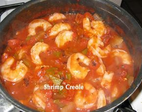 Cajun Shrimp Creole recipe