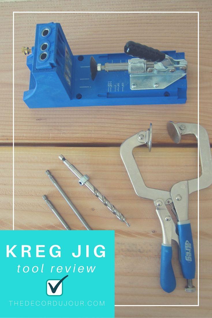 Kreg Jig Different Thickness 91 Best Kreg Jig Tutorials Images On Pinterest Kreg Jig Kreg