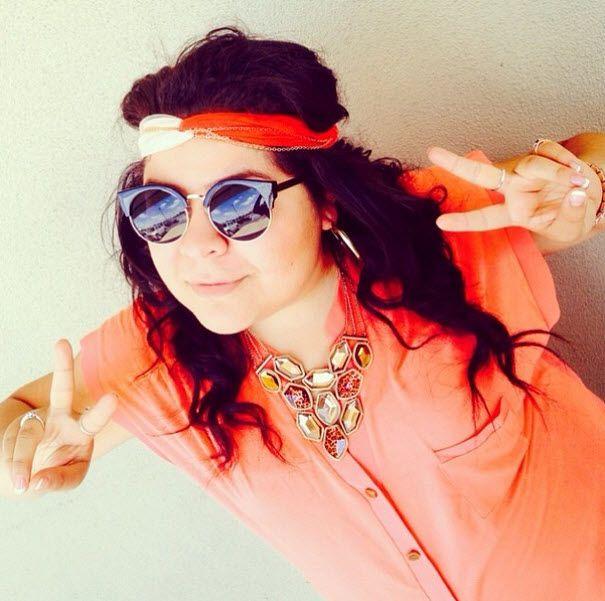 Photo: Raini Rodriguez's Cute Boho Chic Style April 7, 2014