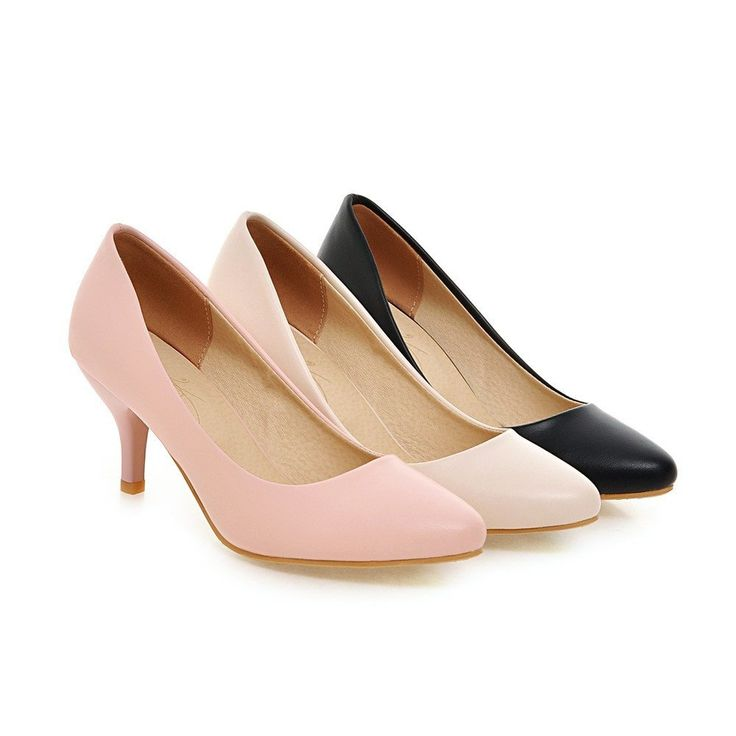 Womens High Heel Shoes Lady Pumps Party Dress Shoes