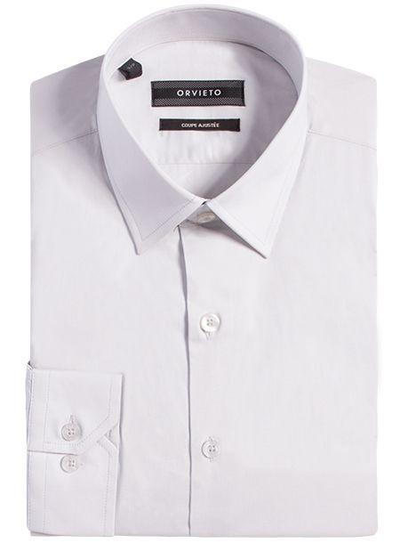 Chemise habillée Orvieto coupe ajustée