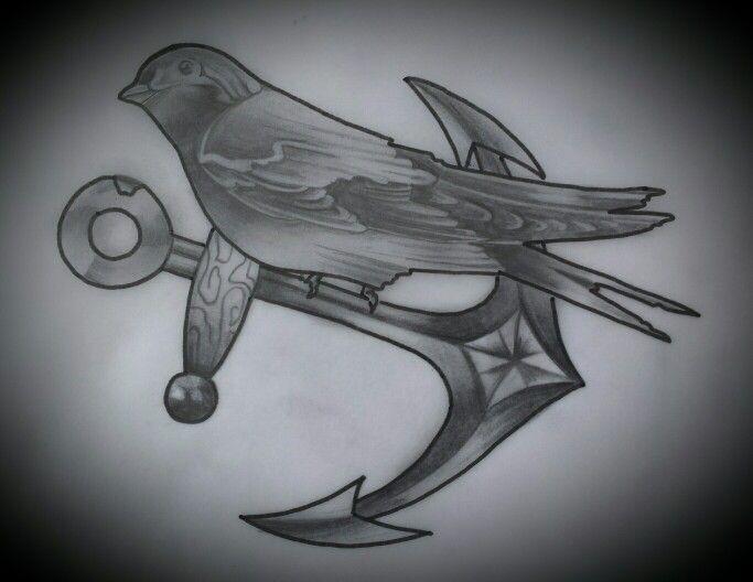 Swallow anchor