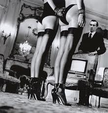 <3: Stockings, Photographers, Helmutnewton, Art, White, Legs, Fashion Photography, Helmut Newton, Black