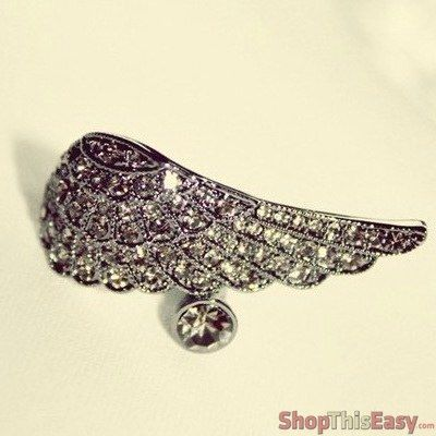 ShopThisEasy.co Phoenix Wing Ring for only P109!!!