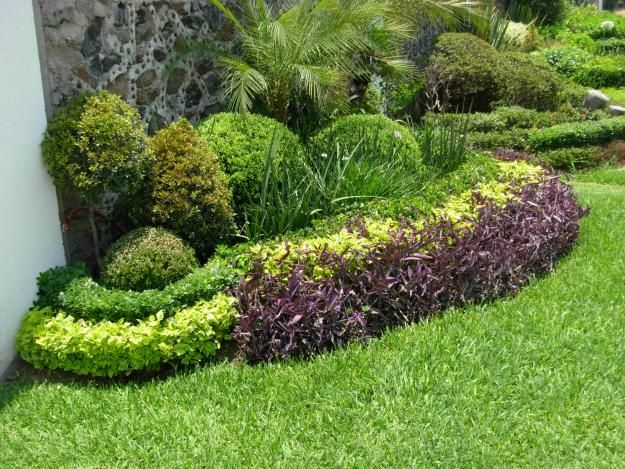 61 best images about jardines bonitos on pinterest for Jardines exteriores