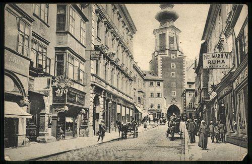 Pozsony; Mihálykapu utca | Képcsarnok | Hungaricana
