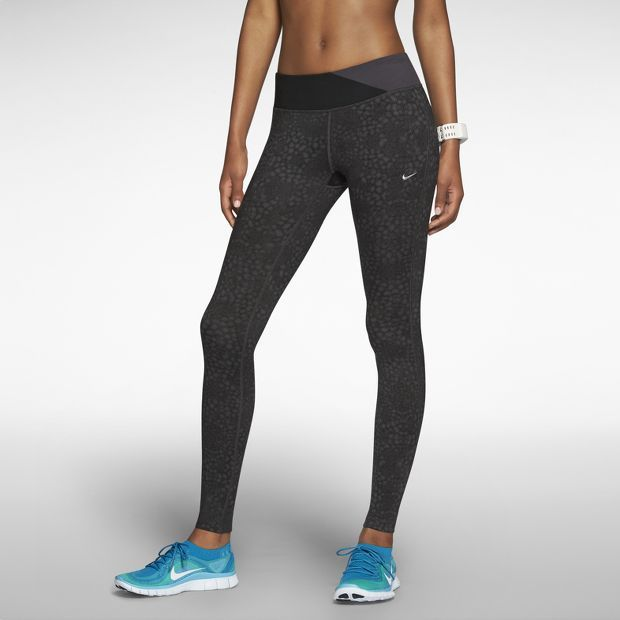 Nike Epic Run Printed – Collant de course à pied pour Femme