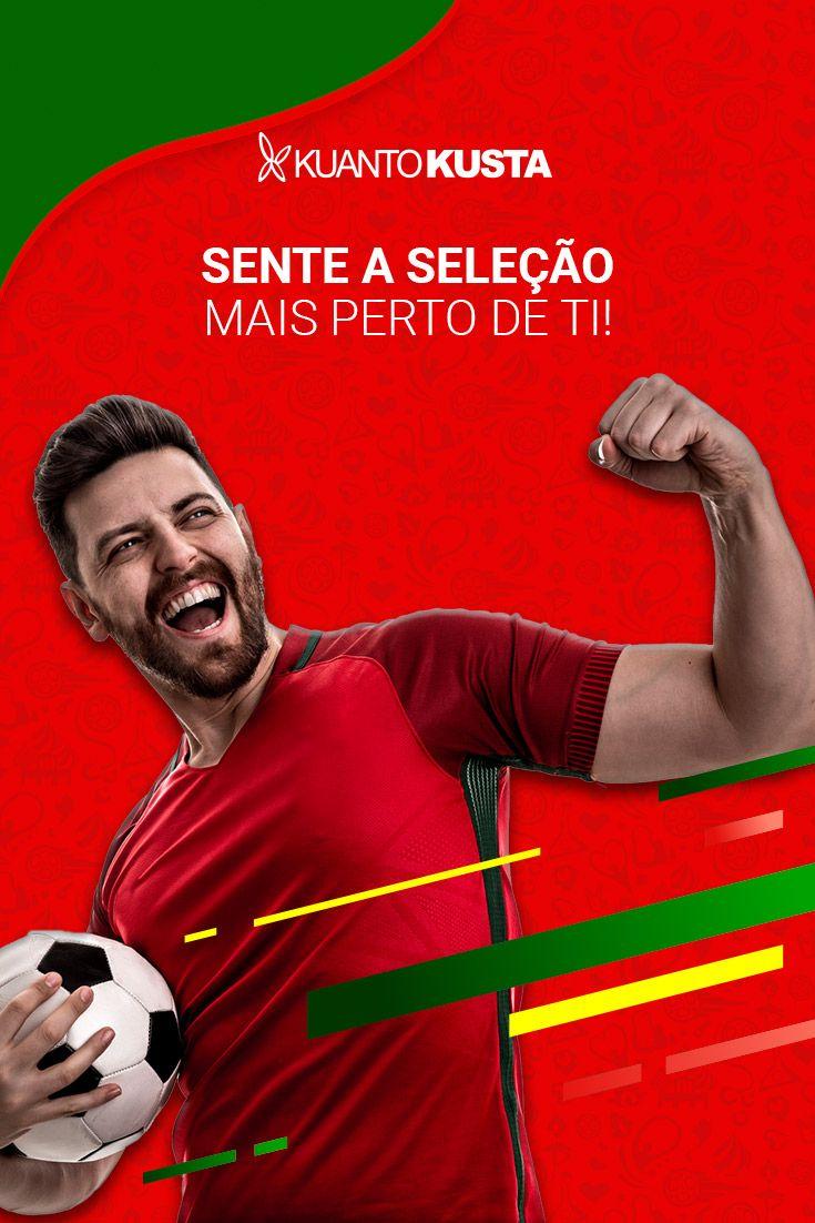 0474d23389 Já estás com tudo pronto para vibrar com os golos  Enquanto esperas pela  estreia de Cristiano Ronaldo
