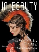 This Beauty Magazine comes out TWICE a year and it's a wonderful way to see the latest international trends!