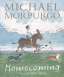 Check out my blog at... http://southwelllibrary.blogspot.co.nz/2013/10/homecoming-by-michael-morpurgo-general.html  Front Cover