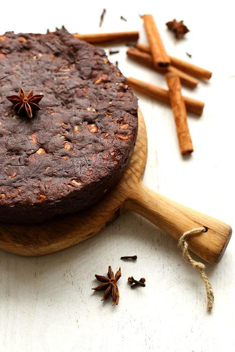 Panforte - ciasto czekoladowo-orzechowo-korzenne z Sieny