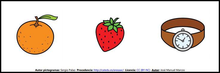 Clasificación de palabras: 3 elementos, nivel fácil. Lámina 2 http://informaticaparaeducacionespecial.blogspot.com.es/2009/05/clasificacion-de-palabras-3-elementos.html