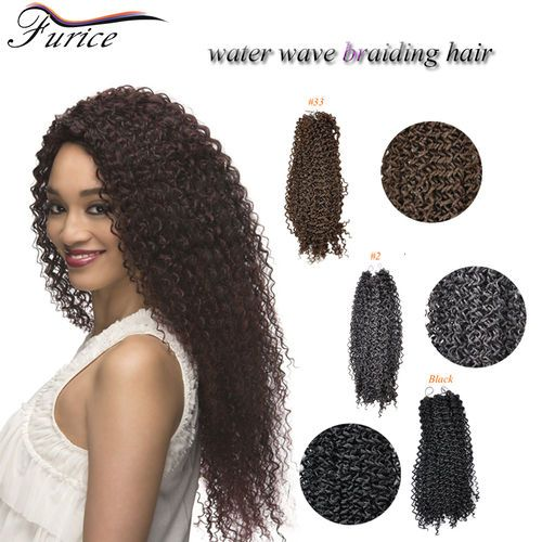 19 best water wave hair extension images on pinterest hair 18inch water wave crochet braids havana twist curly hair extensions snythetic pmusecretfo Images