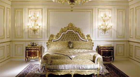 Avangart yatak odası
