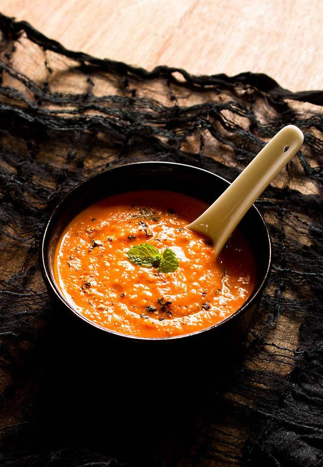roasted tomato soup, roasted tomato soup recipe, roasted tomato soup . . . I made this tonight and it was delicious!!  Want to try it again with roasted squash . . . Yummy!