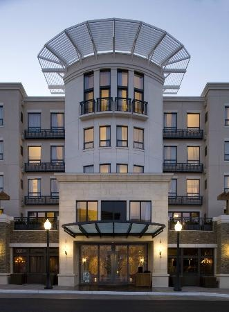 Andaz Napa The Avia A Hyatt Hotel Is 141 Room Boutique Located In Downtown Centrally S Revitalized West End
