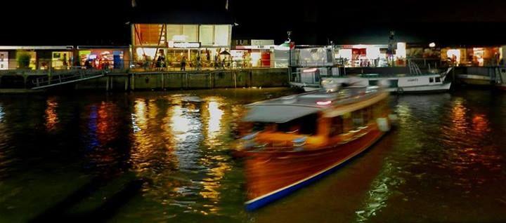 Daniel Giampietro: Habilidad de manejo en las darsenas del puerto