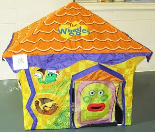 Some new ideas for your Wiggles party!