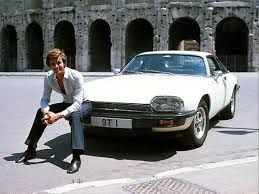 The Saint Ian Ogilvy Jaguar XJS