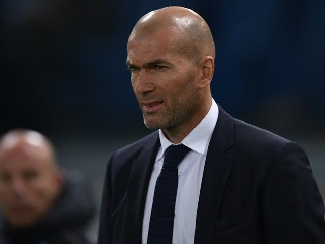 Zinedine Zidane excited about first El Clasico as Real Madrid coach #El_Clasico #Real_Madrid #Football