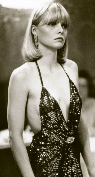 80's fashion with Michelle Pfeiffer in Scarface | Movies ...