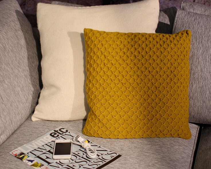 Ululai - pillowcases, 100 % lamb wool www.ululai.fi