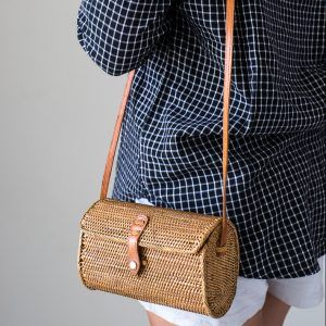 Handmade Straw and Rattan Bags from Bali