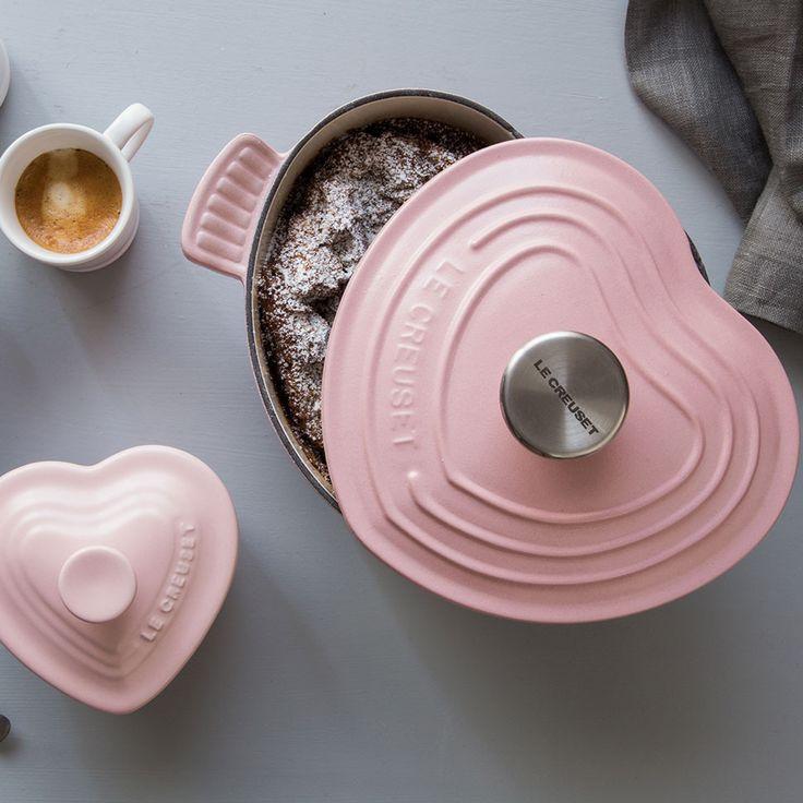 Le Creuset 1.9 L Heart Casserole Bonbon | Kitchensmart | Canada's Kitchen Store