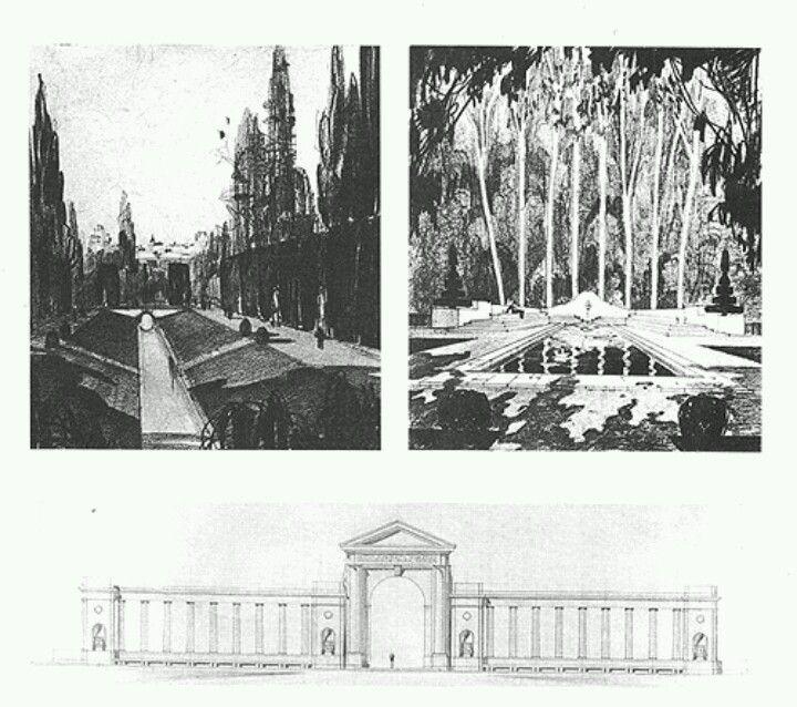 17 best images about ciudad universitaria madrid on for Jardin botanico ucm