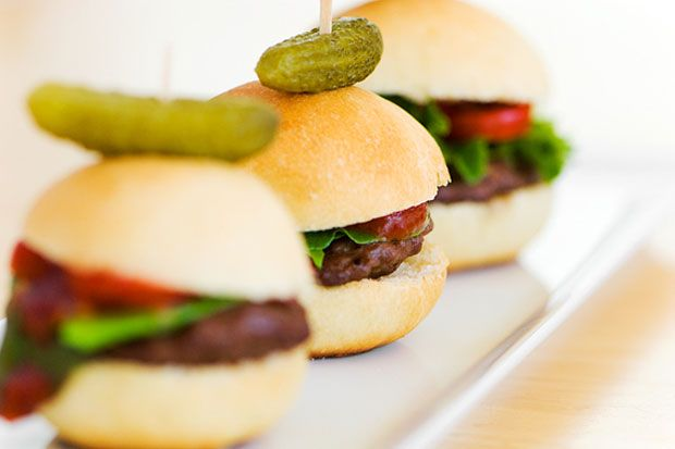 Homemade Hamburger Buns Food Network