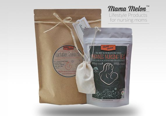 approved Mother's Milk Boost organic Nursing Tea  by MamaMelonCA