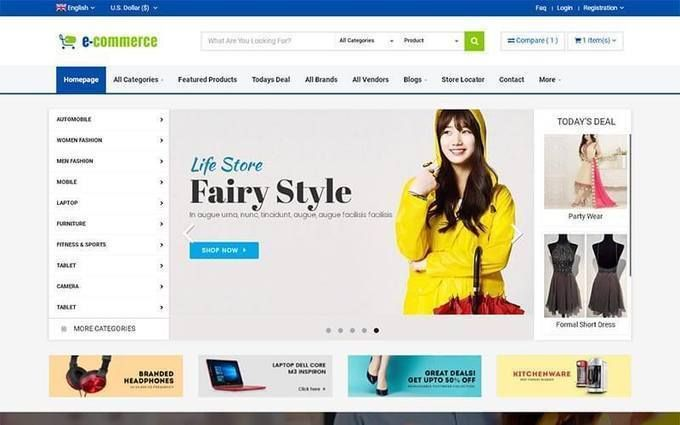 Get lifetime license with Affordable prizes on purchasing our Php Shopping Cart Script and build your glorious business with knowledge on Ecommerce Software. We provide technical client and support for one year and offers free updates over the Readymade Open Source Ecommerce Script.