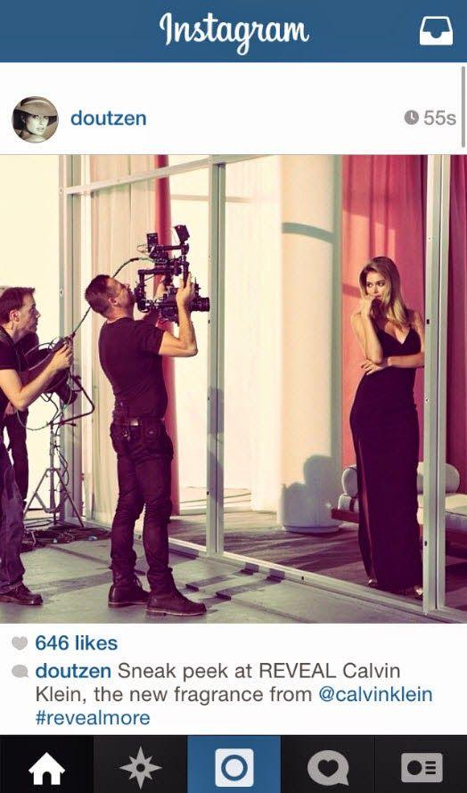"""Fashionista Smile: Calvin Klein: """"rivela"""" Doutzen Kroes come testimonial della nuova fragranza"""