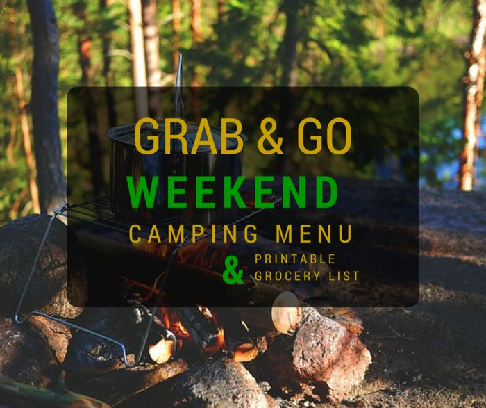 Best 25 Camping Meals Ideas On Pinterest: 25+ Best Ideas About Camping Meal Planner On Pinterest