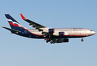 Aeroflot - Russian Airlines  Ilyushin Il-96-300  (airliners.net)