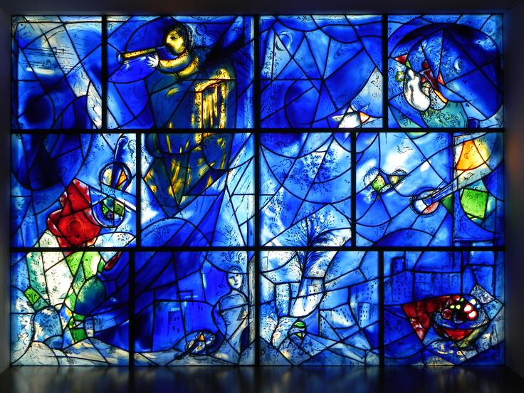 marc chagall prints | Marc Chagall's America Windows